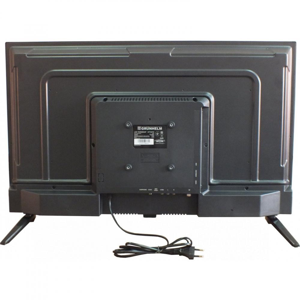 LED телевізор Grunhelm GTV32HD01T2 - фото 4.