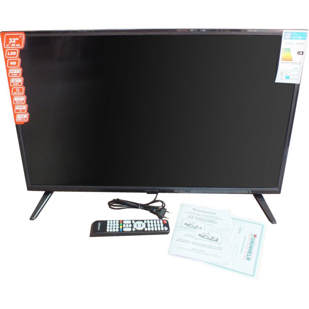 LED телевізор Grunhelm GTV32HD01T2 - фото 6.