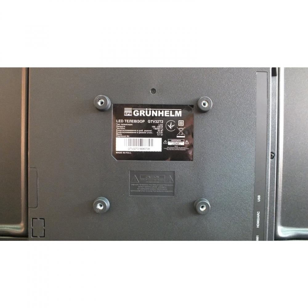 LED телевізор Grunhelm GTV32HD01T2 - фото 7.