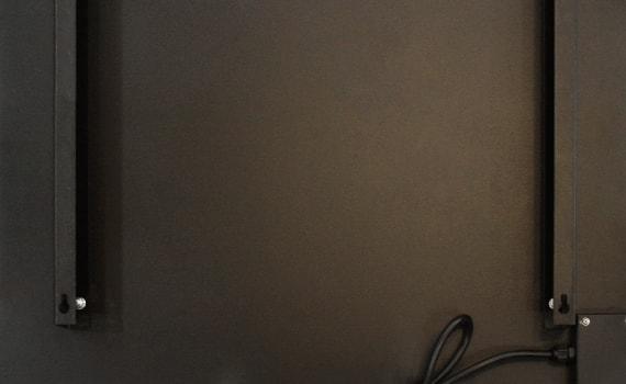 Обогреватель керамический AFRICA T500 бежевый - фото 5.