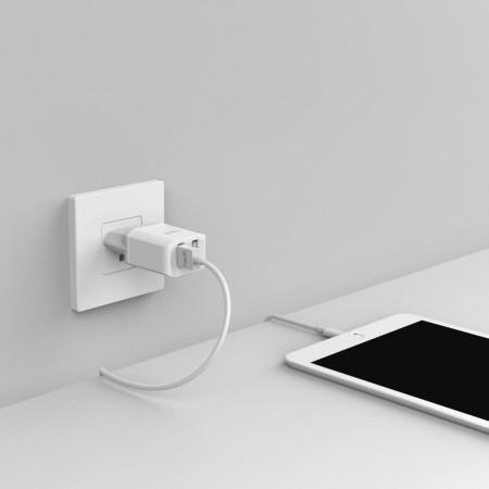 Зарядное устройство Havit H112 white - фото 7.