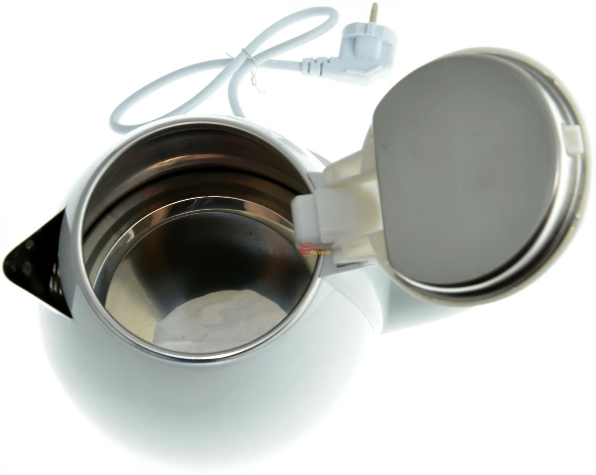 Чайник Ecotec EC-SK 1015 Gray - фото 4.