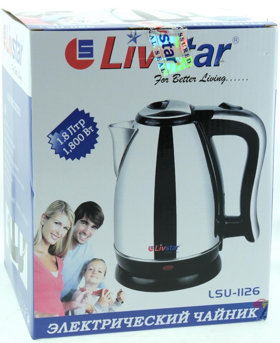 Чайник Livstar LSU-1126 - фото 4.