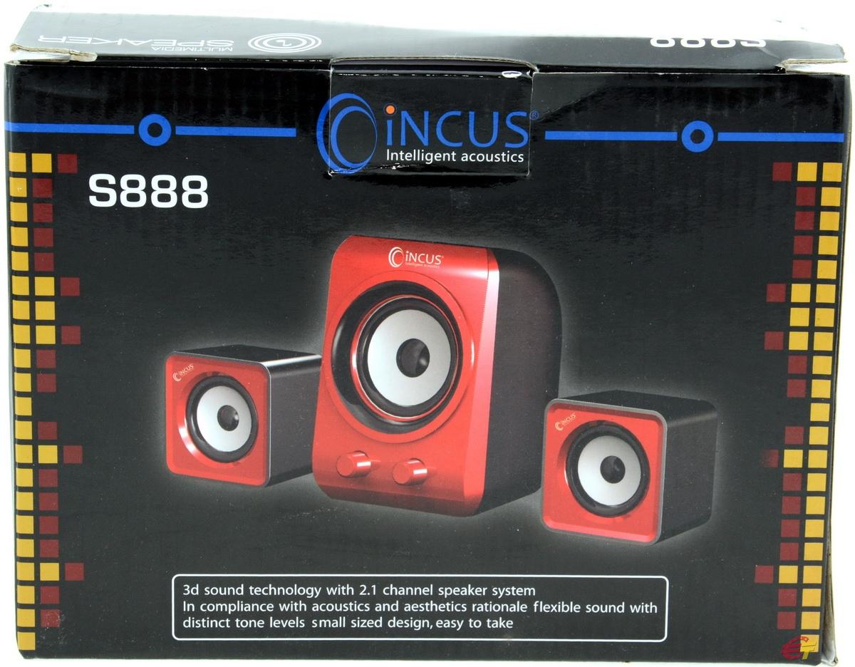 Акустика Incus S-888 - фото 5.