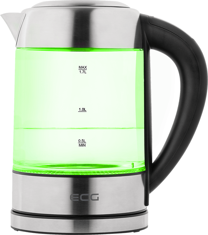 Чайник ECG RK 1777 Colore - фото 3.