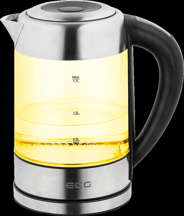 Чайник ECG RK 1777 Colore - фото 6.