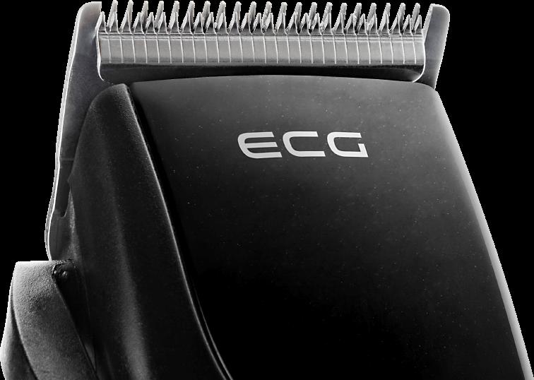 Машинка для стрижки ECG ZS 1020 Black - фото 4.