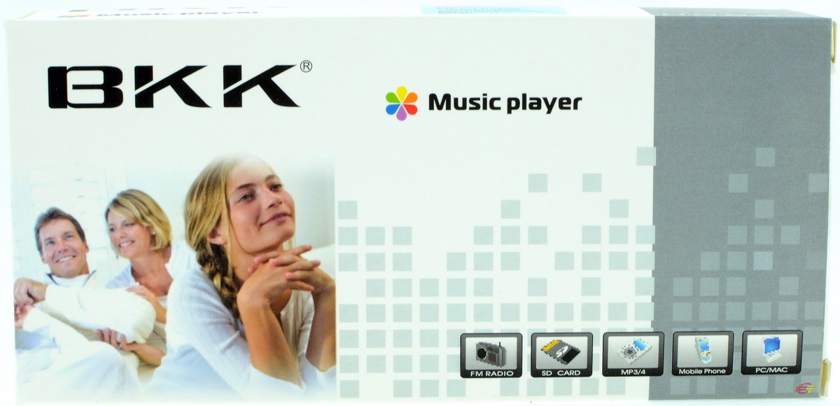 Радио BKK B-837 - фото 10.