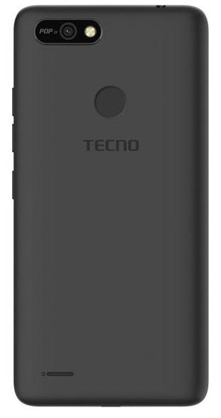 Смартфон Tecno Pop 2F (B1F) 1/16GB Dual Sim Midnight Black  - фото 3.