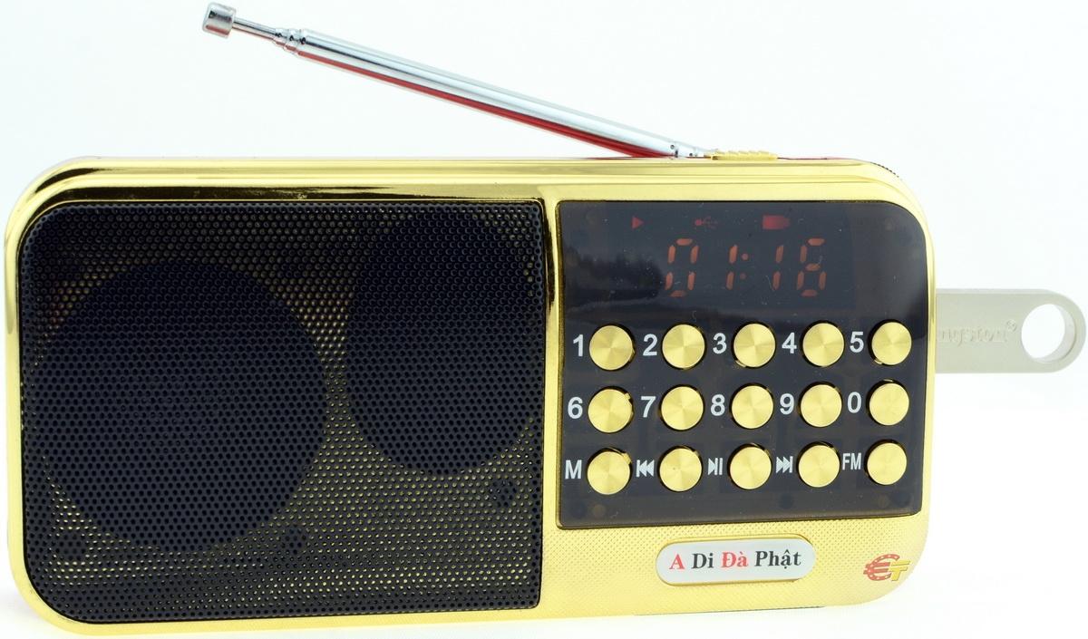 Радіо A Di Da Phat M-606A - фото 6.