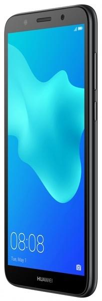 Смартфон Huawei Y5 2018 Black - фото 4.