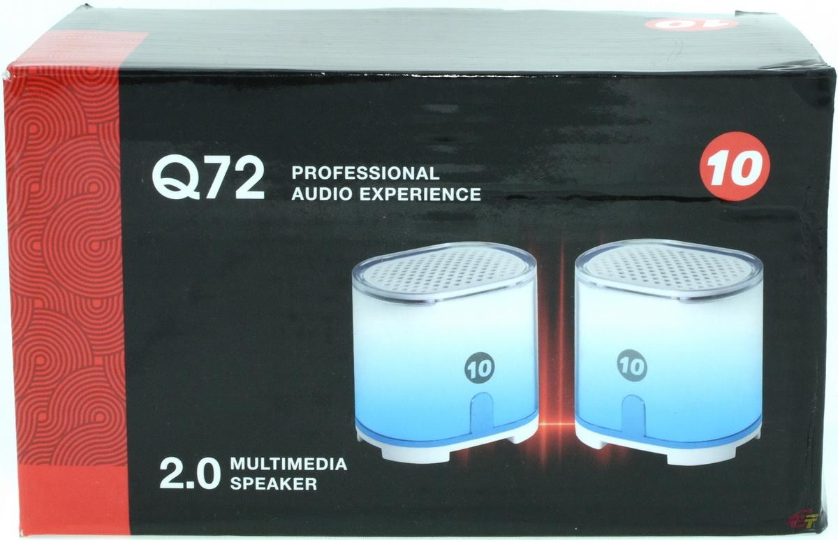 Акустика Multimedia Speaker Q-72 - фото 7.