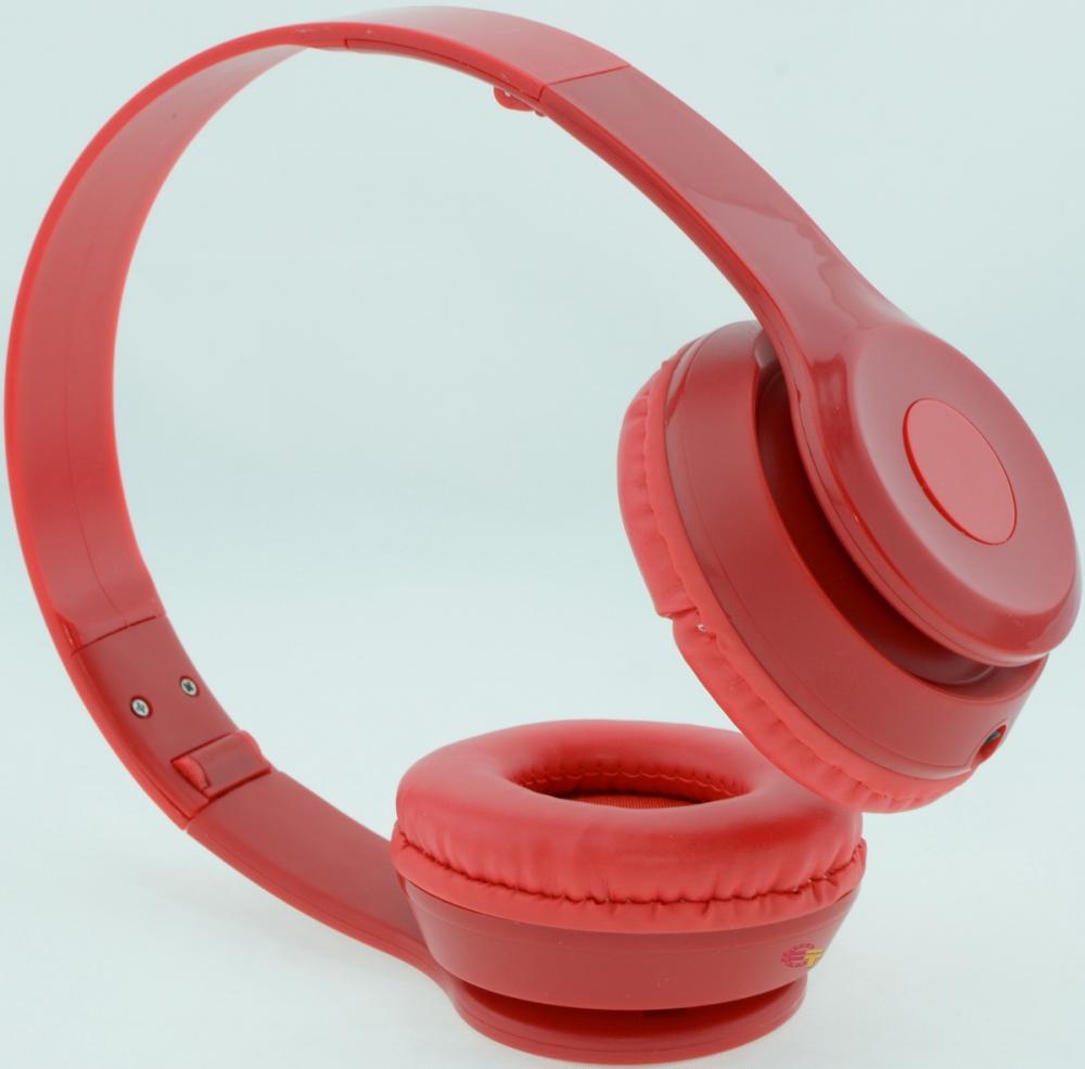 Наушники Stereo Headphones BS-550 - фото 4.