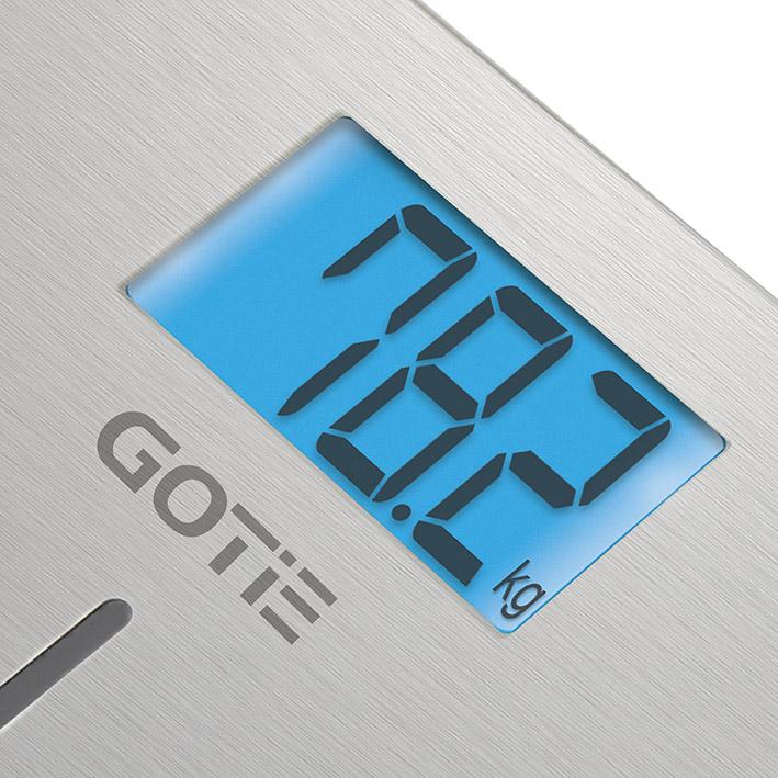 Вага підлогова GOTIE GWP-100 - фото 4.
