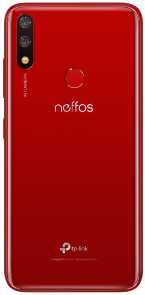 Смартфон TP-Link Neffos X20 2/32GB Red - фото 5.