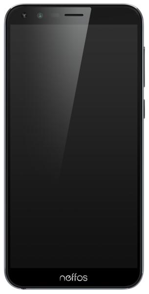 Смартфон TP-Link Neffos C5 Plus 1/8GB Grey - фото 4.