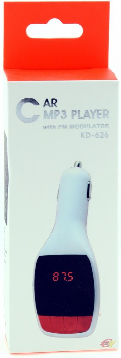 Трансмиттер FM KD-626 - фото 18.