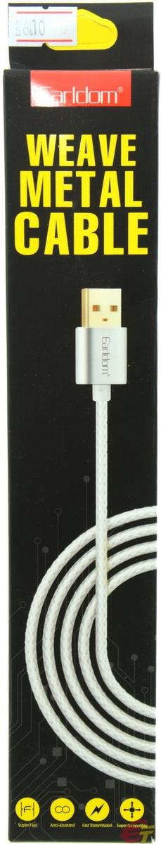 USB кабель Earldom 610 - фото 5.