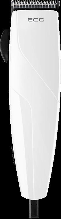 Машинка для стрижки ECG ZS 1020 White - фото 3.