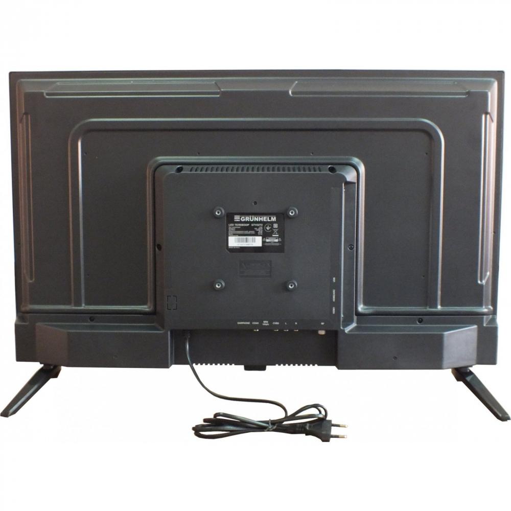 LED телевізор Grunhelm GTV32T2 - фото 4.