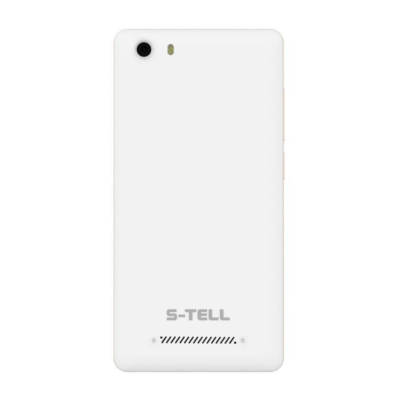 Смартфон S-Tell P790 Gold - фото 5.
