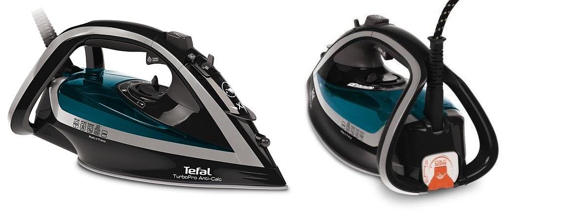 Праска Tefal TurboPro Anti-calc FV5640 - фото 3.