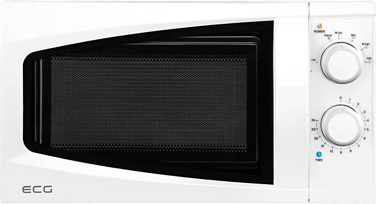 Мікрохвильова піч ECG MTM 2070 W - фото 3.