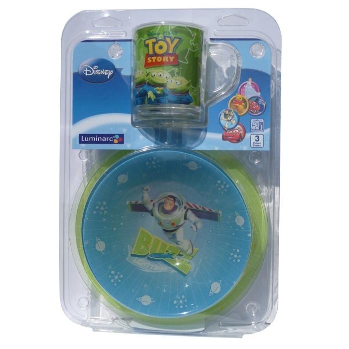 Набір дитячого посуду Luminarc Disney Toy Story G5852  - фото 4.