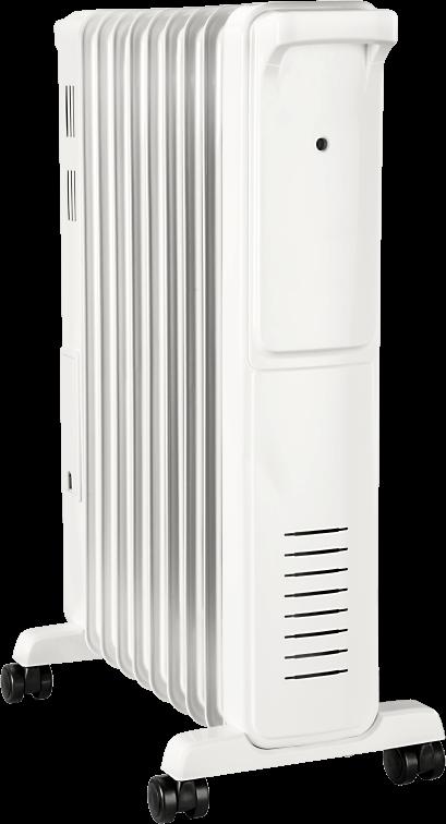 Масляный радиатор ECG OR 2090 - фото 8.