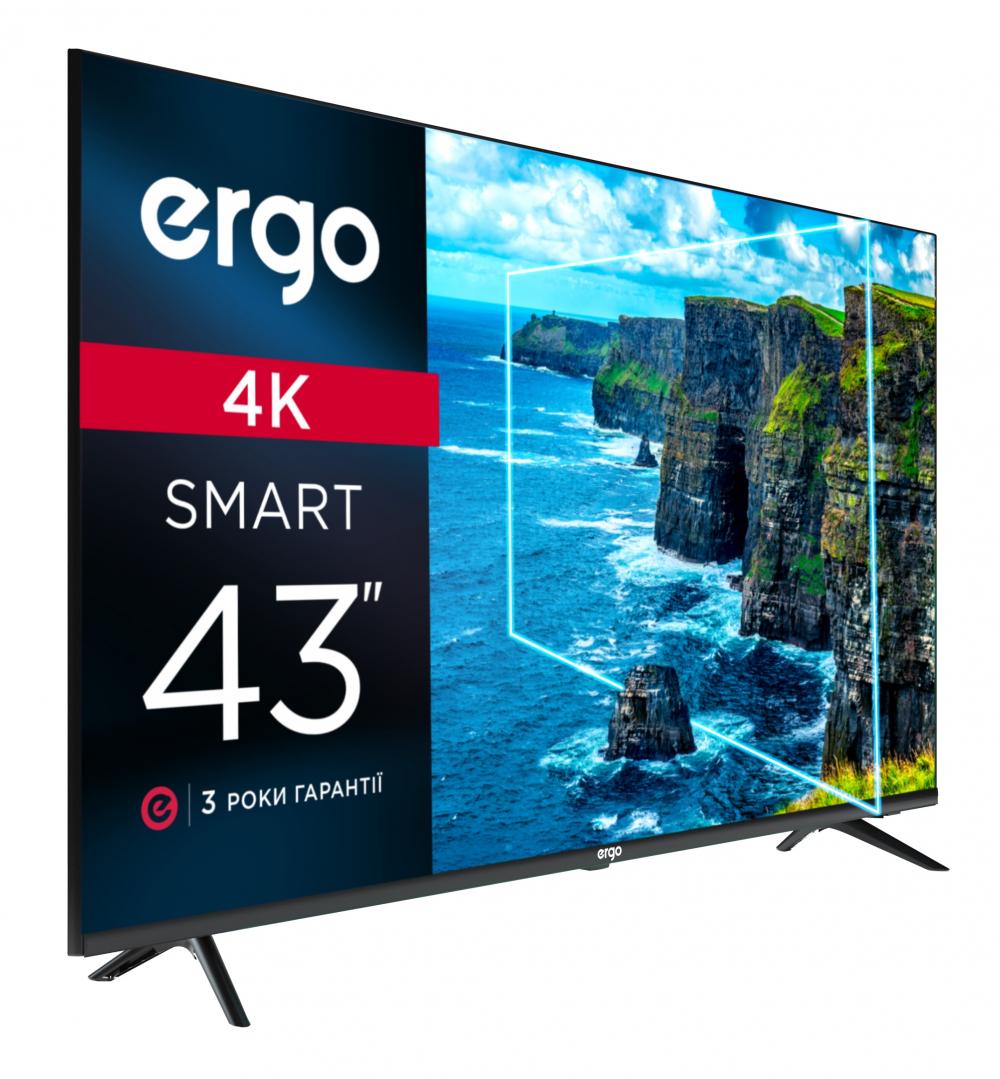 Smart телевізор Ergo 43DUS6000 - фото 4.