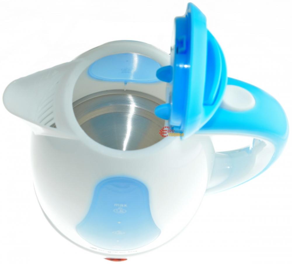 Чайник Organic bq OR-4005 White-Blue - фото 3.