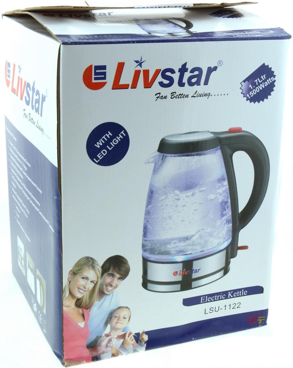 Чайник Livstar LSU-1122 - фото 5.