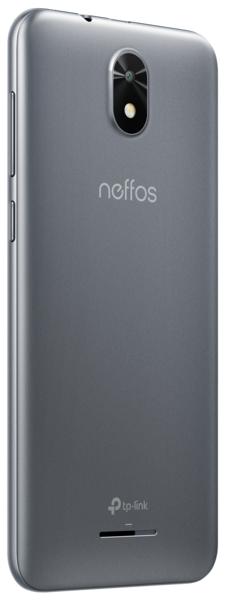 Смартфон TP-Link Neffos C5 Plus 1/8GB Grey - фото 5.