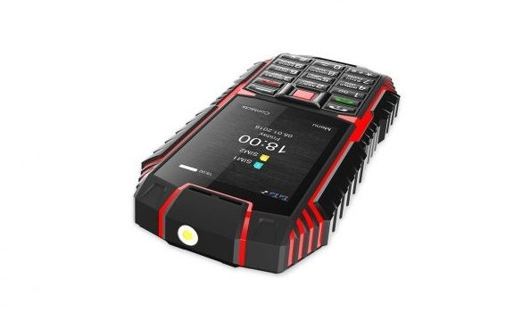 Мобільний телефон Sigma mobile X-treme DT68 Black-Red - фото 6.