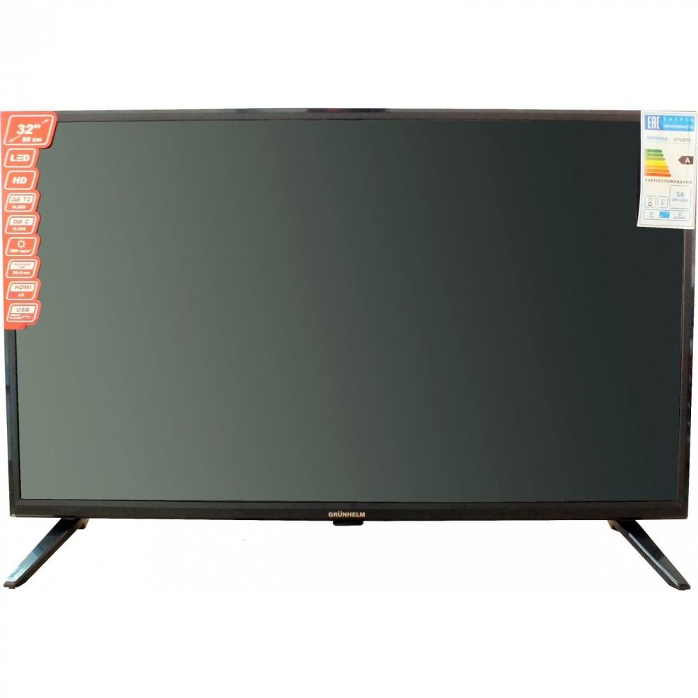 LED телевізор Grunhelm GTV32T2 - фото 3.
