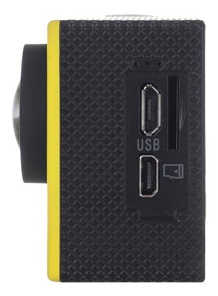 Экшн-камера Bravis А3 Yellow - фото 6.