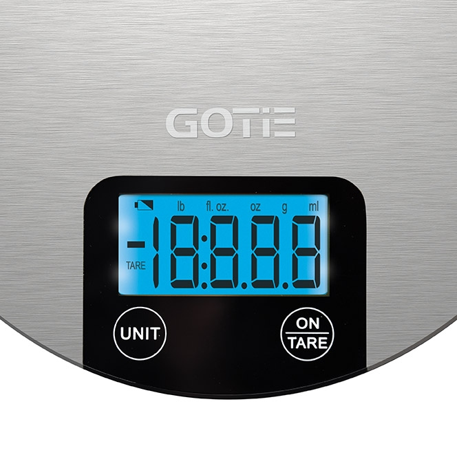 Вага кухонна GOTIE GWK-100 - фото 5.
