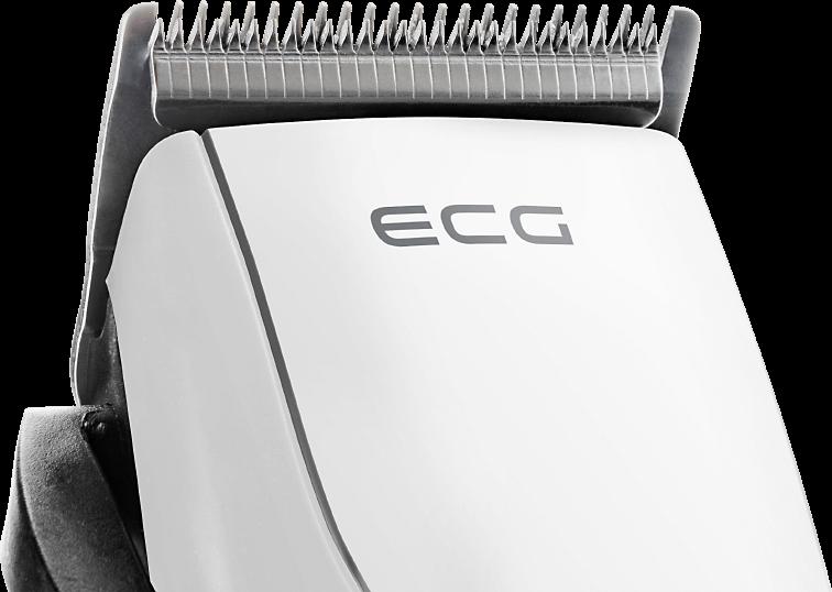 Машинка для стрижки ECG ZS 1020 White - фото 4.