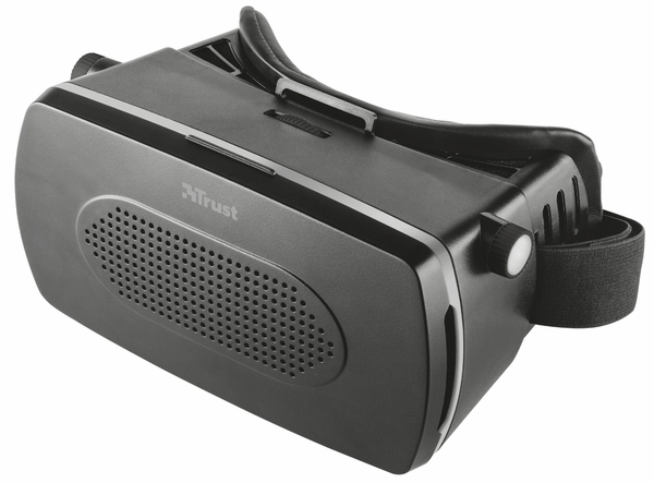 3D-очки для смартфона Trust EXIS Virtual reality glasses for smartphone - фото 4.