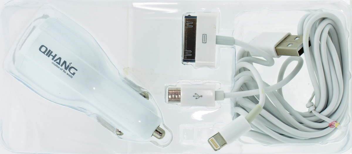 Зарядное устройство Qihang QH-1720 - фото 4.