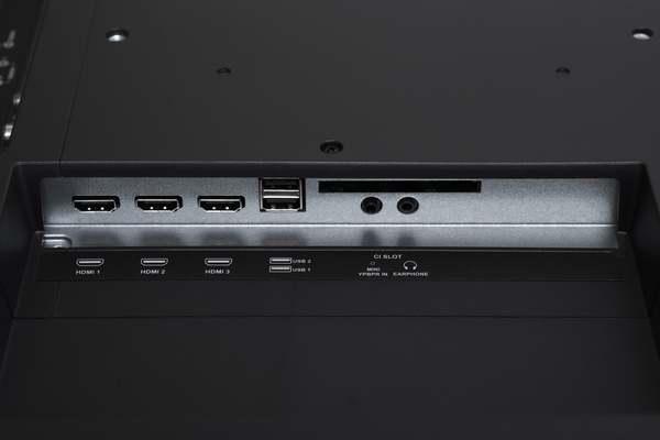 Smart телевізор Ergo LE55CU6530AK - фото 9.