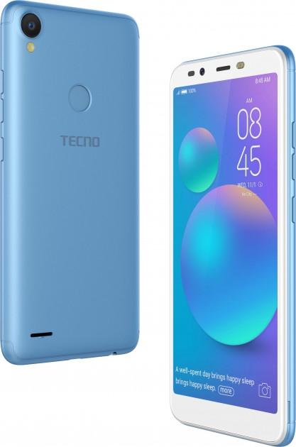 Смартфон Tecno POP 1s pro (F4 pro) Blue + подарунок - фото 3.