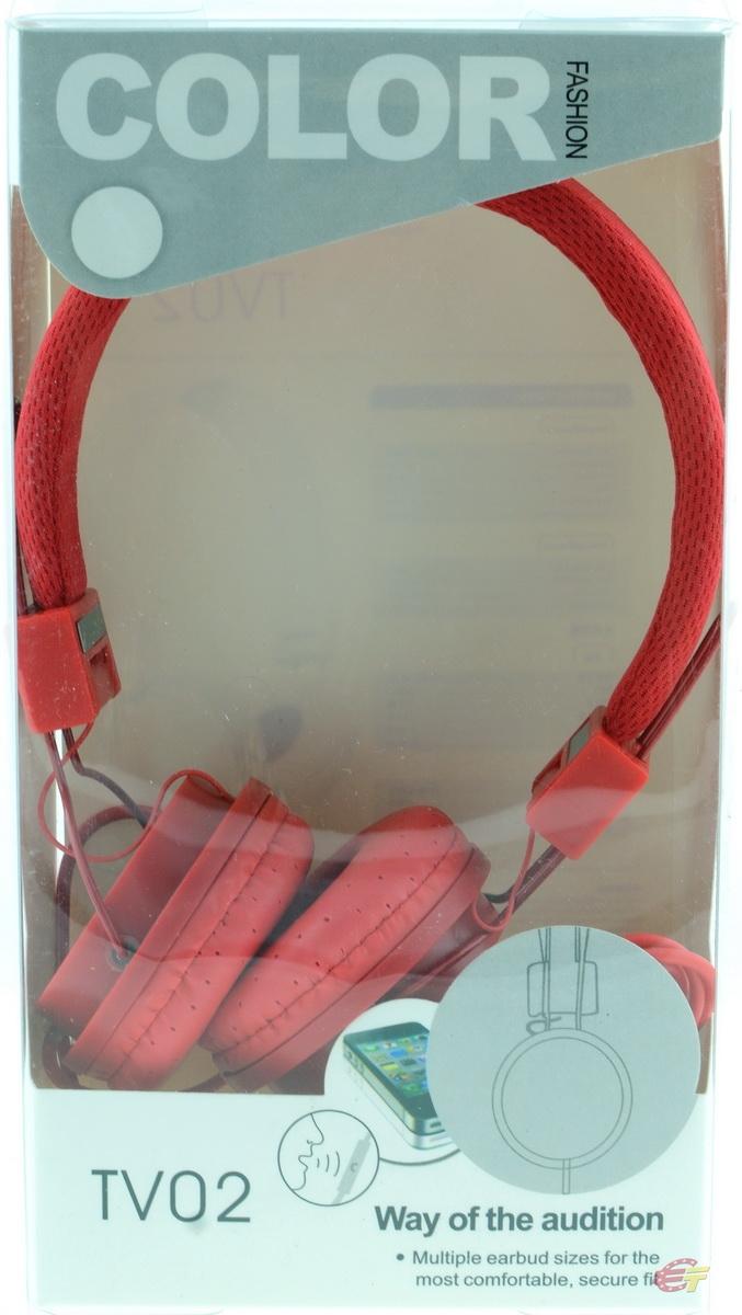 Навушники Color TV-02  - фото 12.
