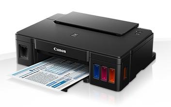 Принтер Canon PIXMA G1400 - фото 3.