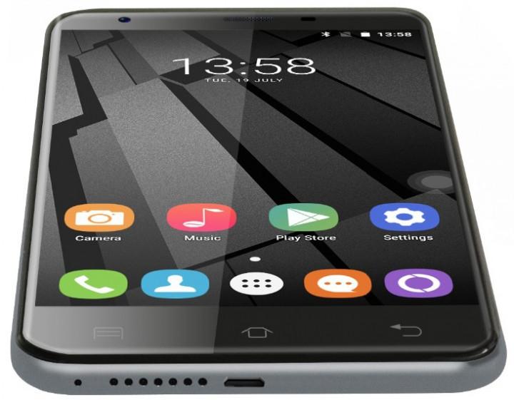 Смартфон Oukitel U7 Plus Grey - фото 4.
