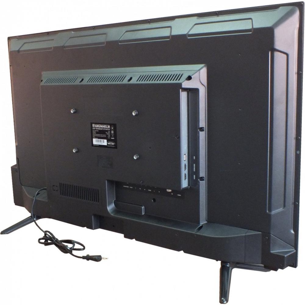 LED телевізор Grunhelm GTV40T2F - фото 6.