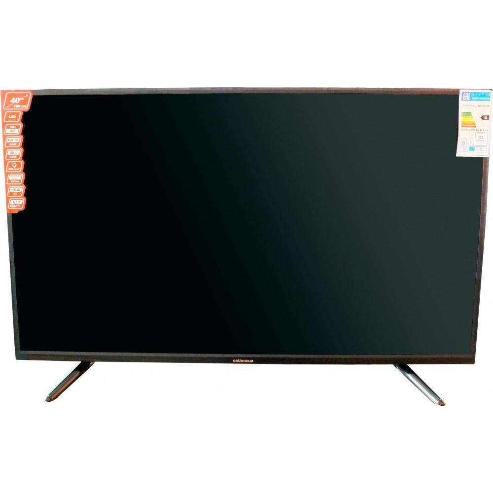 LED телевізор Grunhelm GTV40T2F - фото 3.