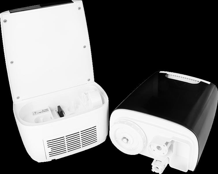 Зволожувач повітря ECG AH D501 T - фото 8.