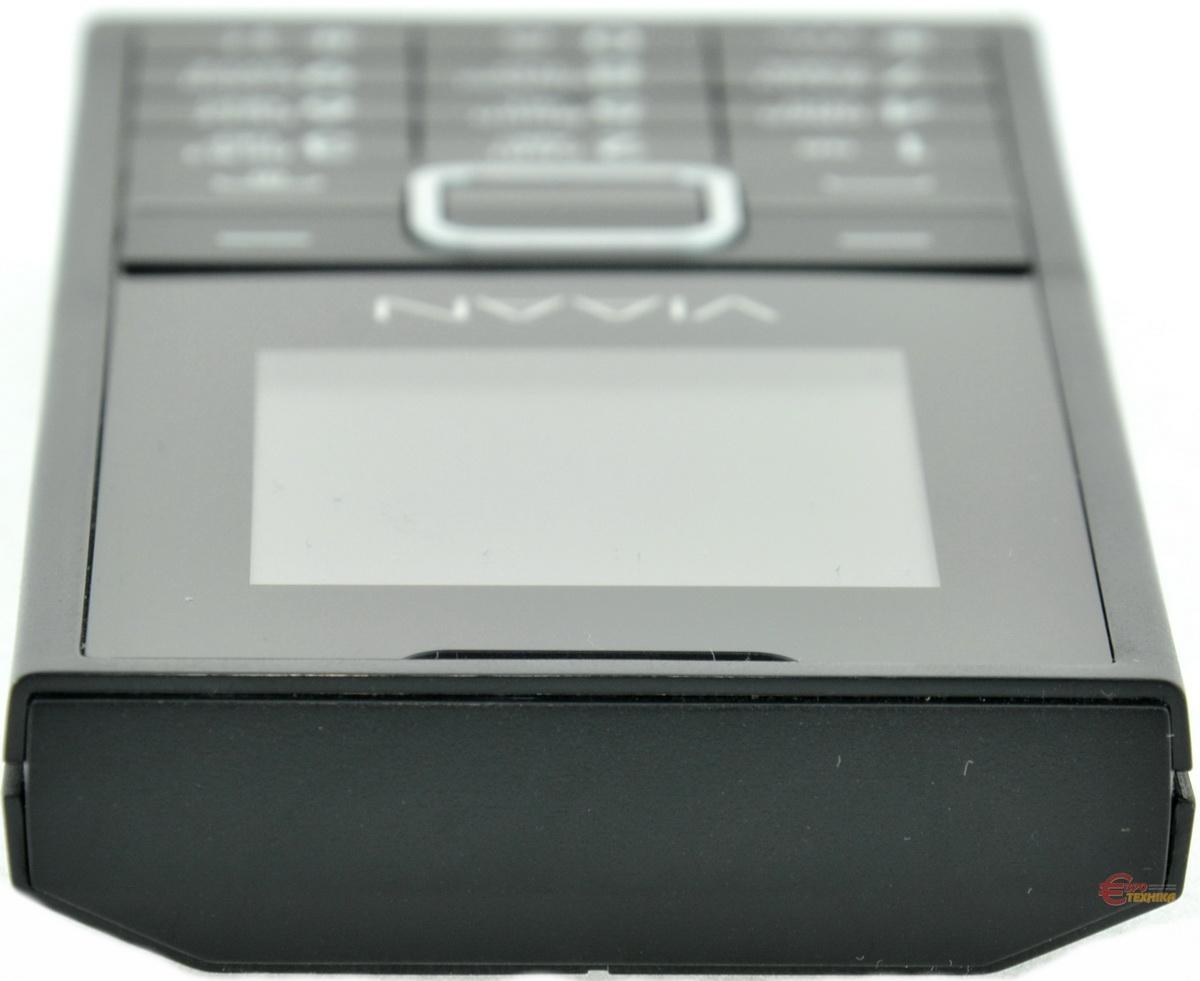 Мобильный телефон Viaan V181 Dual Sim Black - фото 7.
