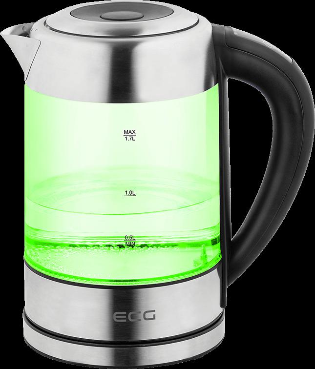 Чайник ECG RK 1777 Colore - фото 4.
